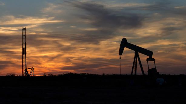 USA: Overraskende stigning i olielagrene