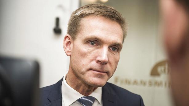 Thulesen taber fire års vælgerfremgang
