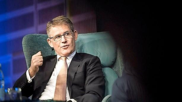 Scheibye stopper brat i Novo-fonden: Tidligere Novo-boss bliver ny formand