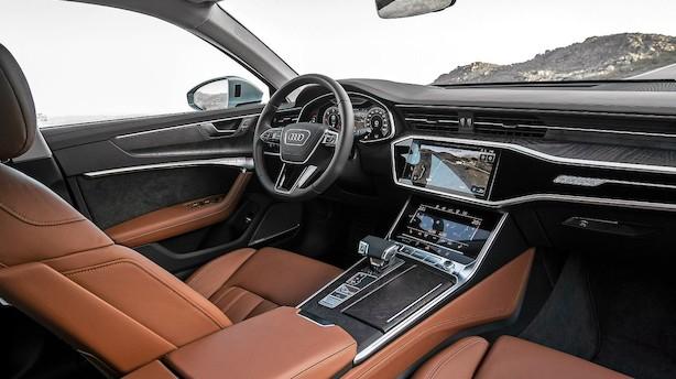 Audi A6 er klar til nye langture