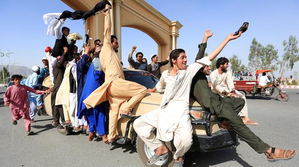 Taliban har ikke planer om at forlænge lovprist våbenhvile