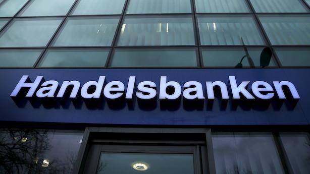 Direktør forlader Handelsbanken - flere ventes at følge trop