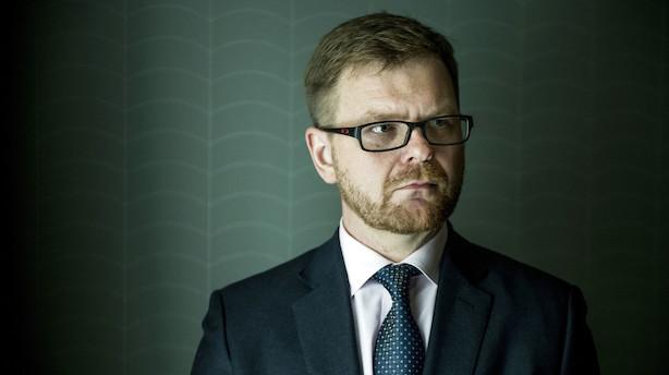 Chef for estisk finanstilsyn om Danske Bank: Vi blev vildledt igennem hele processen