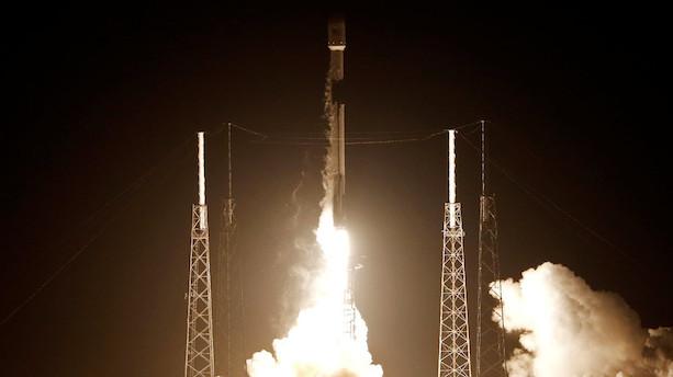 Israel sætter for første gang kurs mod Månen