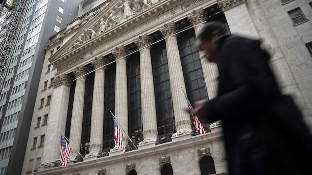 Aktietendens i USA: Skokæde står til kurshug efter regnskab i positivt marked