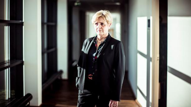 Efter ni år med Frøsig i Sydbank: Aktionærerne har intet tjent