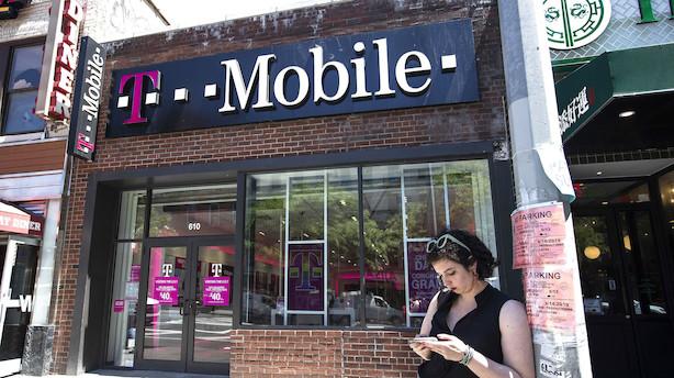 Amerikanske mobilkæmper nærmer sig fusionsgodkendelse