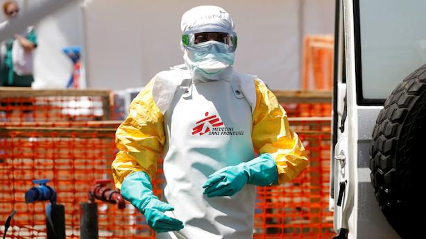 Investeringsøkonom om salg af Bavarians ebolavaccine i Afrika: Ingen økonomisk effekt for selskabet