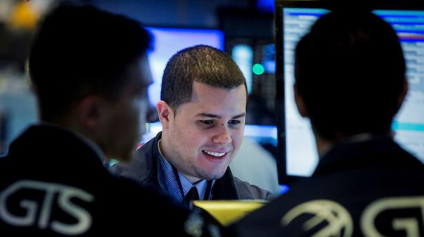 Aktiestatus i USA: Stærke jobtal skaber begejstring på aktiemarkedet