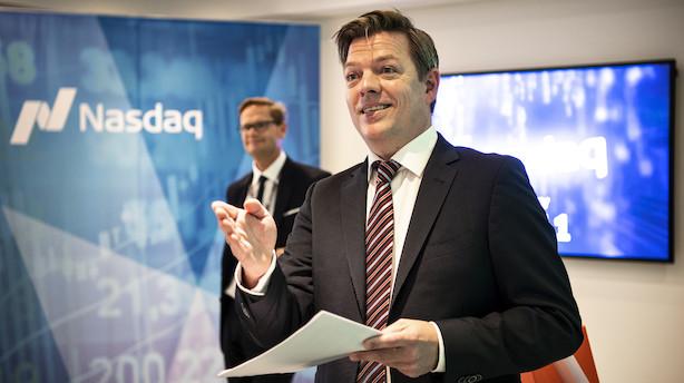 Vild kursudvikling på dansk aktie: Er steget 976 pct på syv måneder