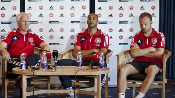 Adidas afslutter mangeårigt samarbejde med DBU