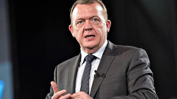 Løkkes 2025-plan vil øge velstanden med 65 mia kr