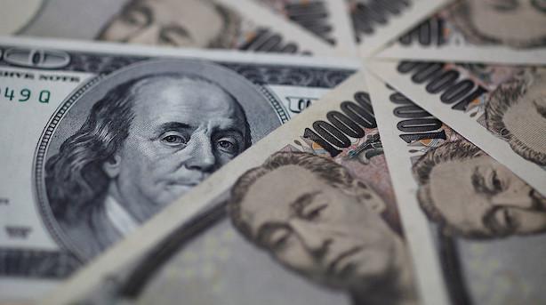 Valuta: Afventende marked op til afslutning af ECB-møde