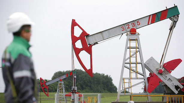 Råvarer: Olieprisstigning bremset mens guldet fortsætter op