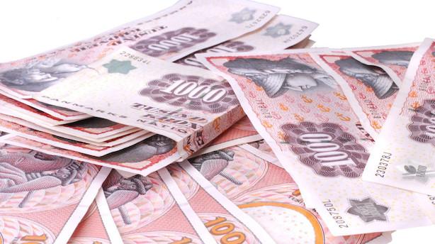 Trods historisk lånefarvel: Vi har stadig milliardgæld
