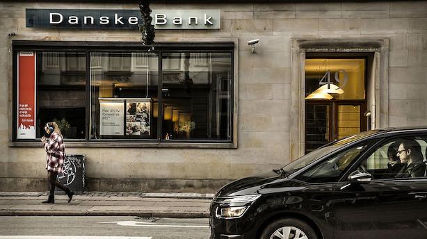 Udlændinge stod bag medarbejderstigning i danske banker i 2016