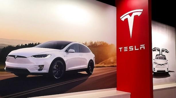 Analytiker ser Tesla have kurs mod rekordterritorium