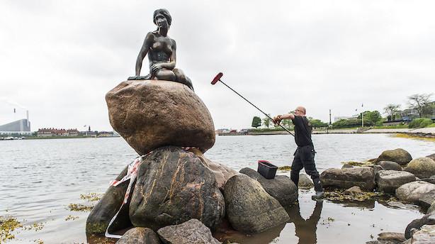 Danmark rykker ned på listen over verdens stærkeste brands: Kina tordner frem