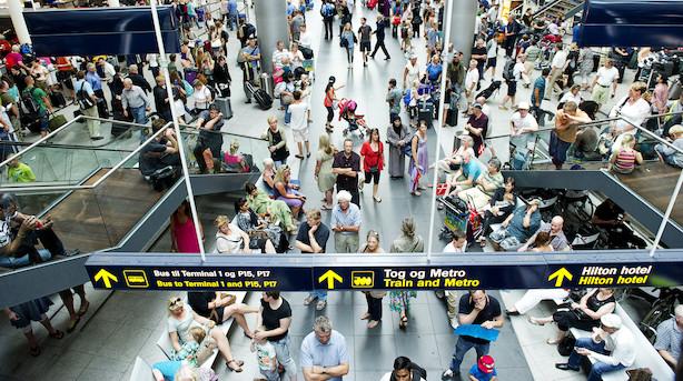 Staten vil ikke sælge aktier i Københavns Lufthavne