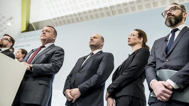 Forslag om afskaffelse af ministerpension skal i Folketinget