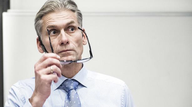 Thomas Borgen: Derfor har vi ansat ny compliance-chef fra Deutsche Bank