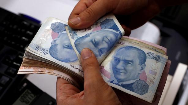 Tyrkiets centralbank løfter renten mere end ventet - lira vender rundt