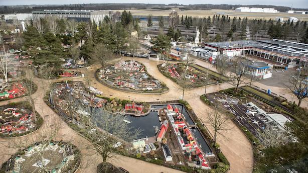 Lalandia og Legoland kan få ny stor konkurrent i Billund