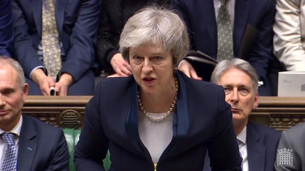 Overblik: Onsdag kæmper Theresa May for sin regerings overlevelse - sådan tabte hun den dramatiske afstemning