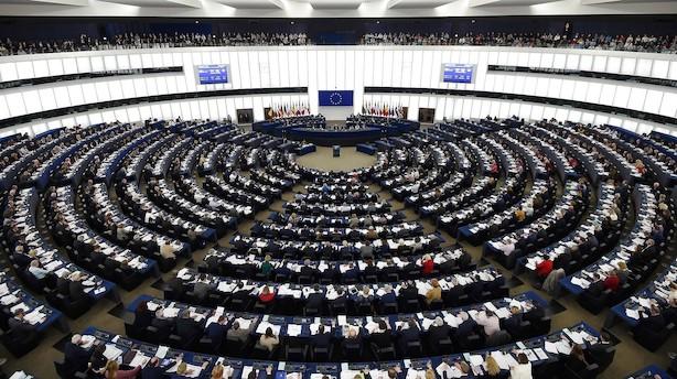 Prognose: S bliver størst i EU-Parlamentet