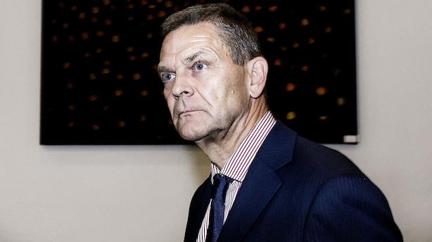 Ole Andersen midt i B&O-stormvejr: Der er tillid til Henrik Clausen