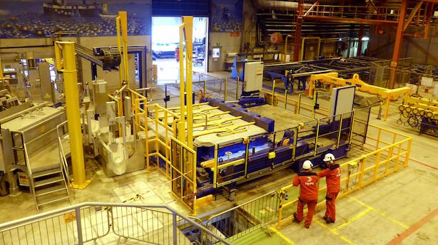 Aktier i Europa: Brasiliansk afgørelse løfter Norsk Hydro i rødt Europa