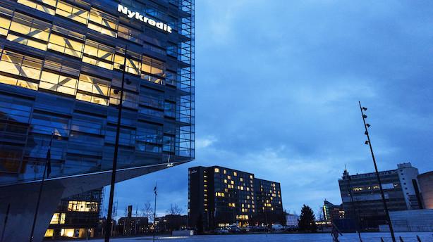 Dansk tilsyn nikker ja til Nykredits køb af Sparinvest