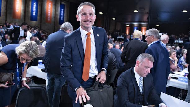 Kristian Jensen stifter eget firma og vil holde foredrag
