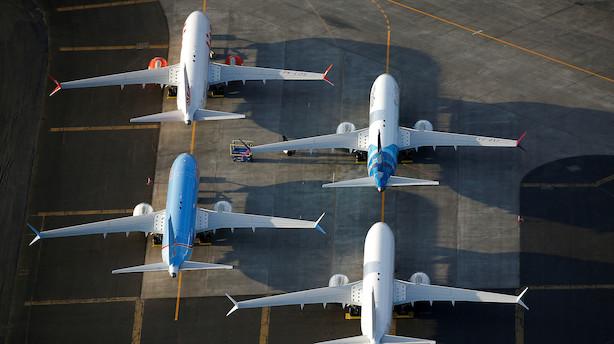 Aktietendens i USA: Boeing får smæk af analytikere i ventet grøn åbning