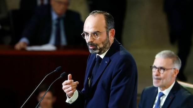 Ny pensionsreform i Frankrig gavner især kvinder
