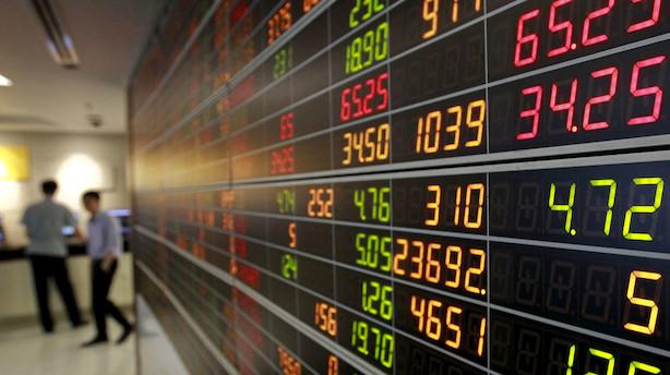 Aktier: Valutaforskydninger rammer aktier i elles positivt marked i Asien