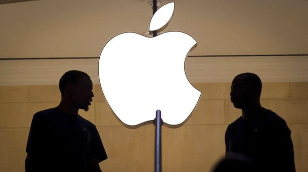Apple skal betale milliardbøde for ulovlig teknologibrug