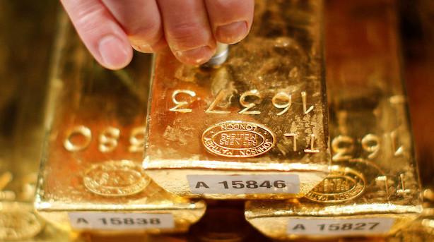 Trump og brexit får verdens største kapitalforvalter til at anbefale guld