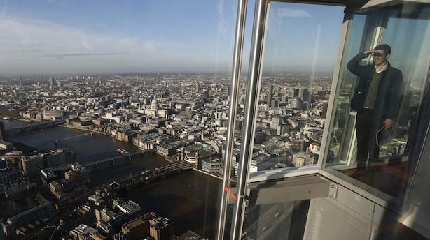 Ingen køber Londons nyeste milliardærboliger