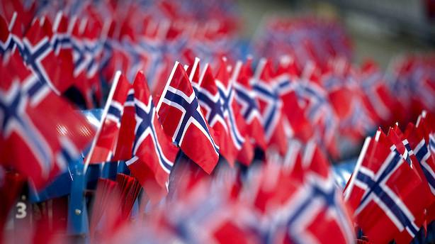 Norge leverer handelsunderskud for første gang i 20 år