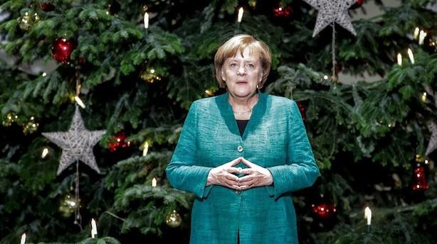 Mens du sov: Socialdemokrater udelukker hurtig løsning i Tyskland