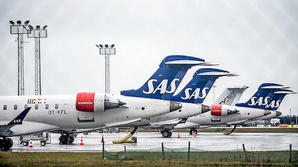 Det skriver medierne: SAS vil flyve fra udenlandske baser