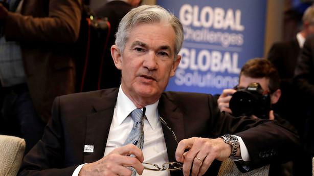 USA: Centralbank vil lette byrden for amerikanske banker