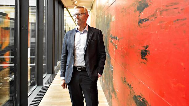 Jyske Bank affyrer pengekanon: Vil sende 500 mio kr til aktionærerne