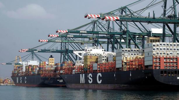 Mærsk og MSC og tilføjer nyt ben på transatlantiske ruter