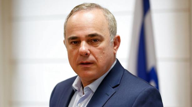 Israelsk minister åbner for at vælte Hamas