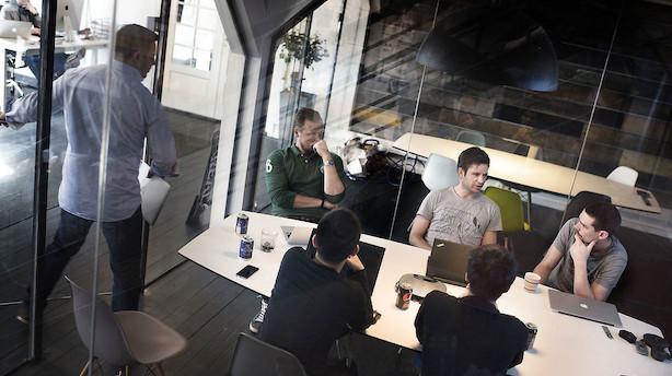 Det skriver medierne: Gigantfonde på storindkøb hos danske iværksættere