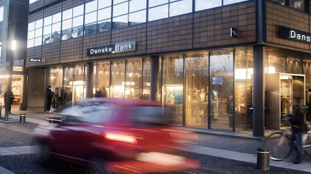 Før markedet åbner: Danske Bank fortsætter i rampelyset i negativt marked