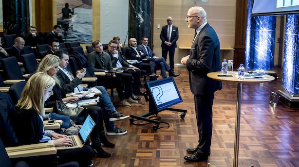 Analytikerne skærer til efter Danske Banks regnskab: Her er de nye kursmål