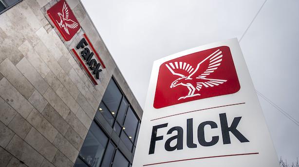 Presserådgiver indrømmer, at han gav falske oplysninger i Falck-sag